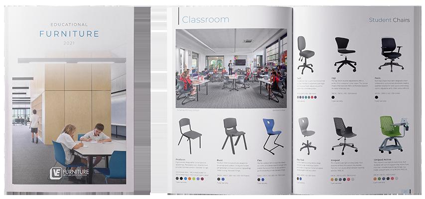 VE Furniture 2021 Brochure