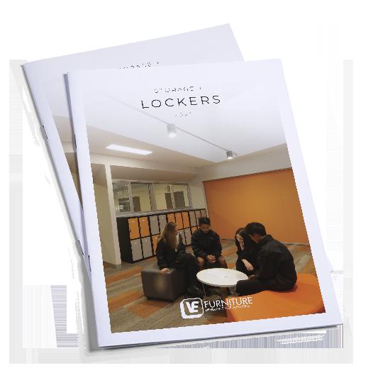 VE Furniture Locker Brochure