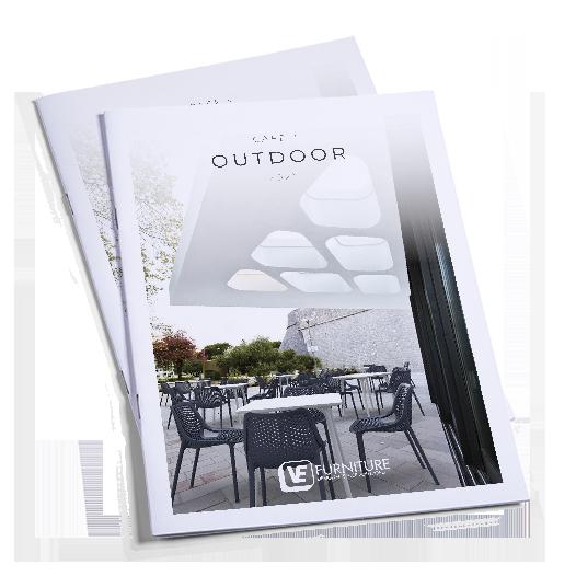 VE Furniture Cafe + Outdoor Brochure