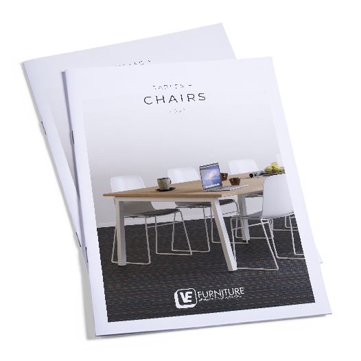 VE Furniture Tables + Chairs Brochure