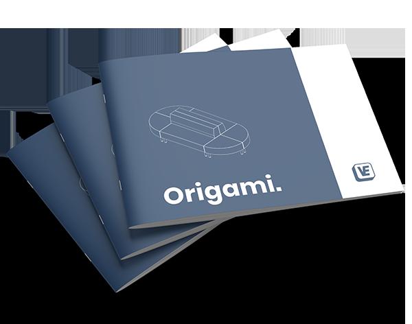Origami Brochure