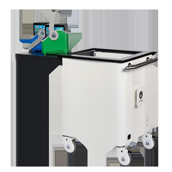 iQ Tablet Charging Cart: 20