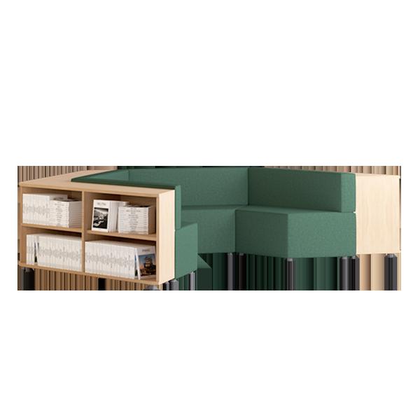 Elements F1 Modular Lounge: Amazon
