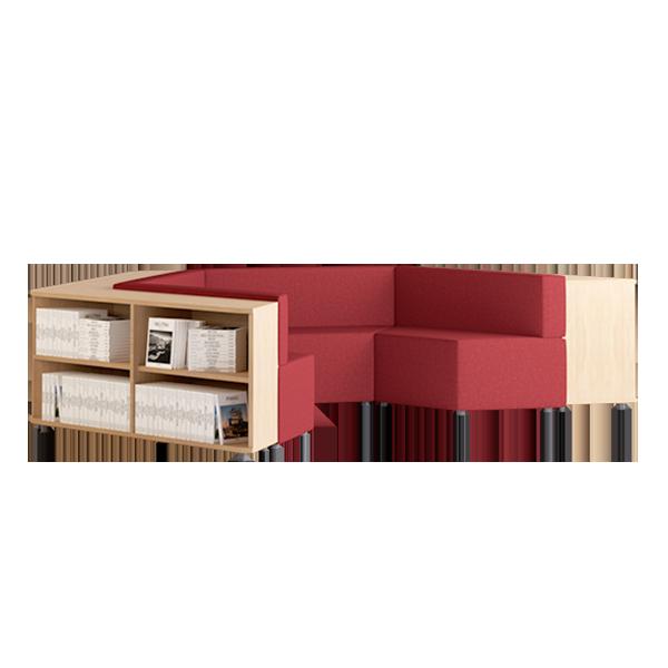 Elements F1 Modular Lounge: Persian