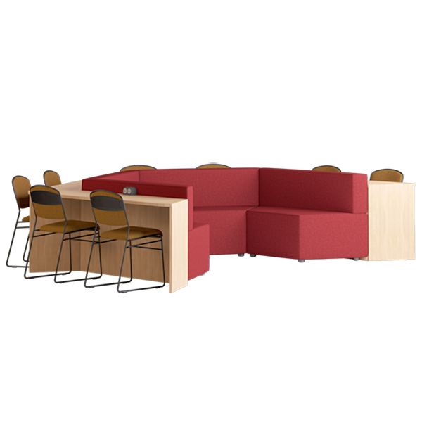 Elements F2 Modular Lounge: Persian