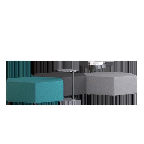 Elements Tor Modular Lounge: Oasis