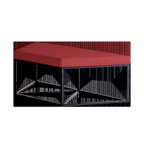 Elements Trapezium Modular Lounge: Persian