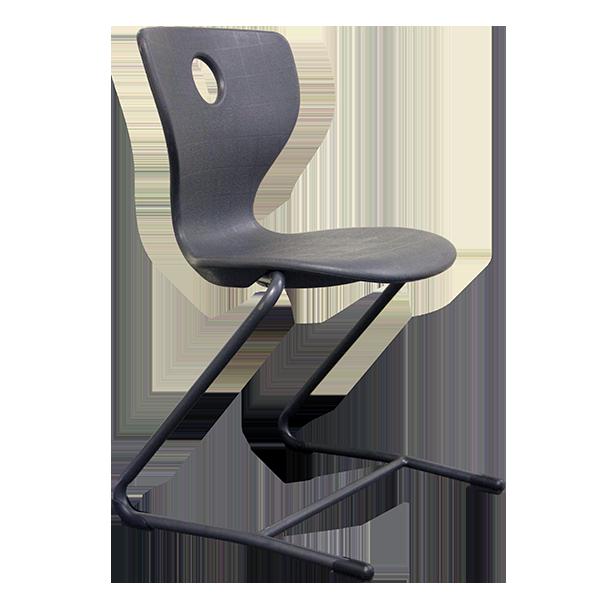 Flex Cantilever Chair: Storm