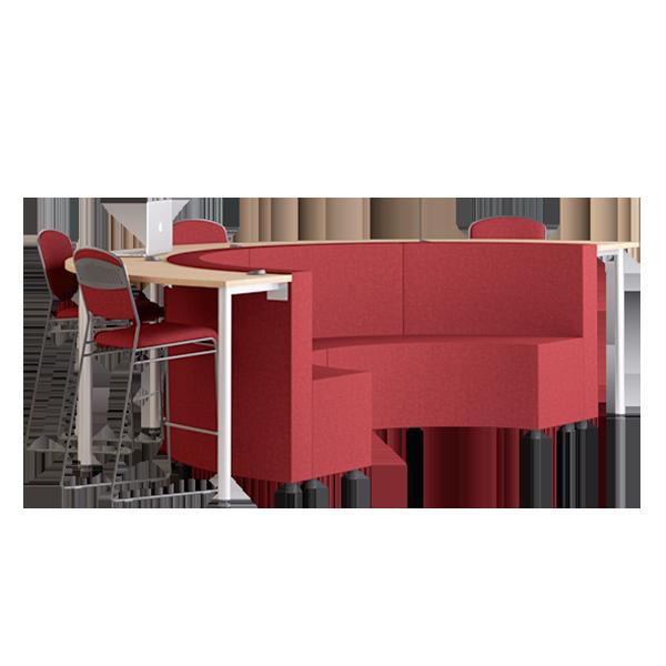Habitat D2 Modular Lounge: Persian