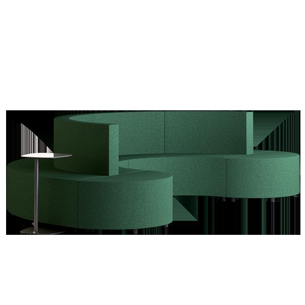 Habitat D3 Modular Lounge: Amazon