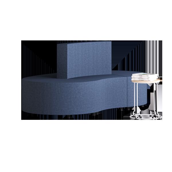Habitat Field Modular Lounge: Abyss