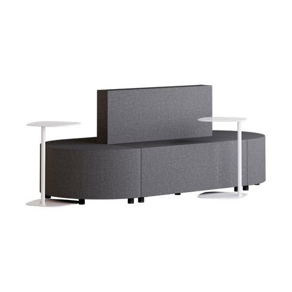 Habitat Meadow Modular Lounge: Slate