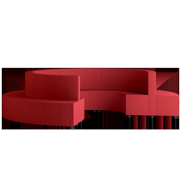 Habitat Ring Modular Lounge: Persian