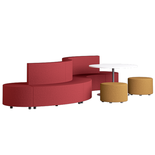 Habitat Stream Modular Lounge: Persian