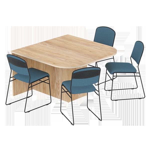 Island Curve Table