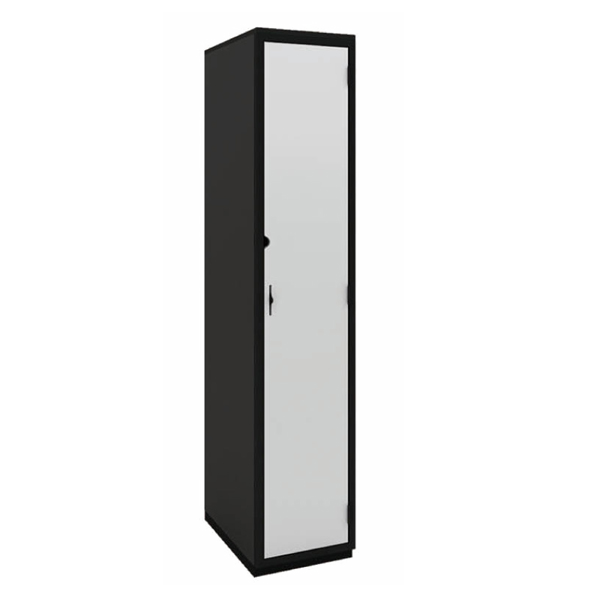Secure it Single Bay Locker: One Door