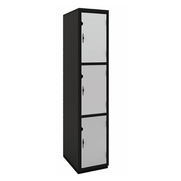 Secure it Single Bay Locker: Three Door