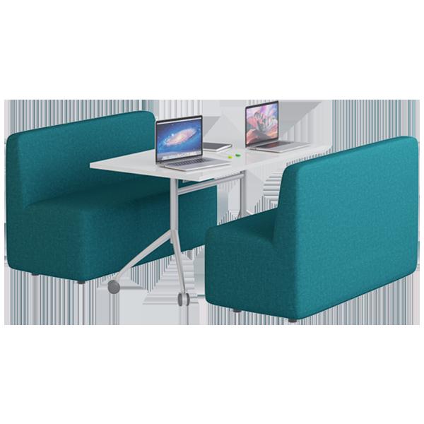 Nova Double Lounge: Oasis