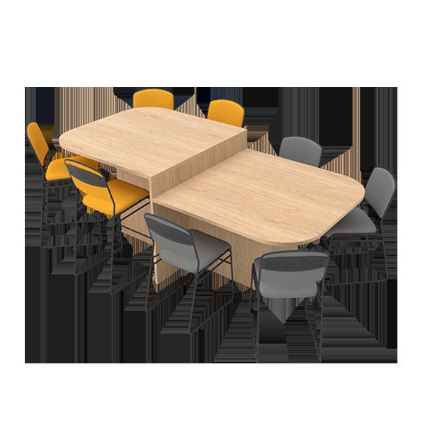 Ingot Tectonic Table