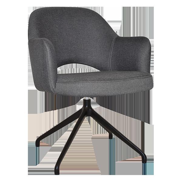 Aspen Lounge Chair: 4 leg
