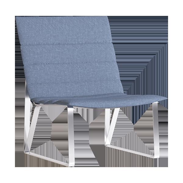 Capri Chair: Abyss