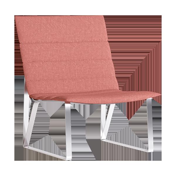 Capri Chair: Ochre