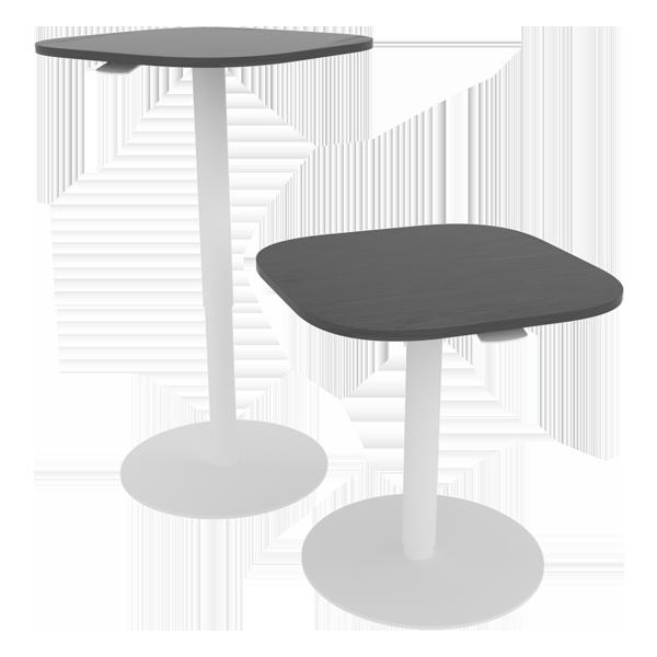 Palette Table: Dark Oak