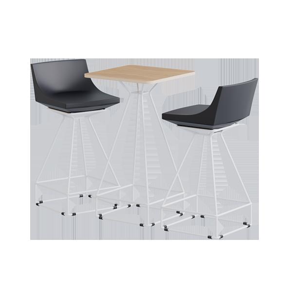 Prism Bar Table: insitu