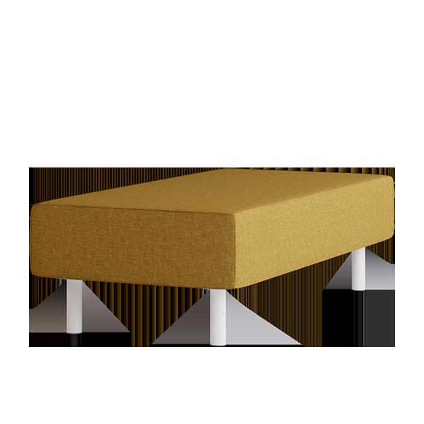 Origami Bench Modular Lounge: Wattle