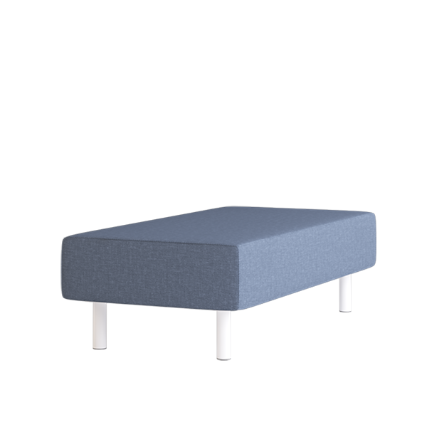 Origami Bench Modular Lounge: Abyss
