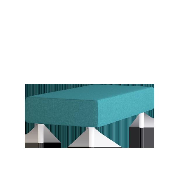 Origami Bench Modular Lounge: Oasis