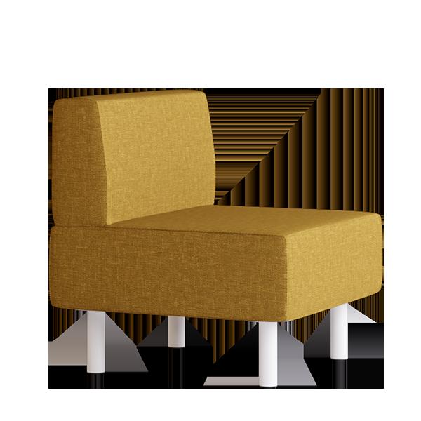 Origami Lounge Chair Modular Lounge: Wattle