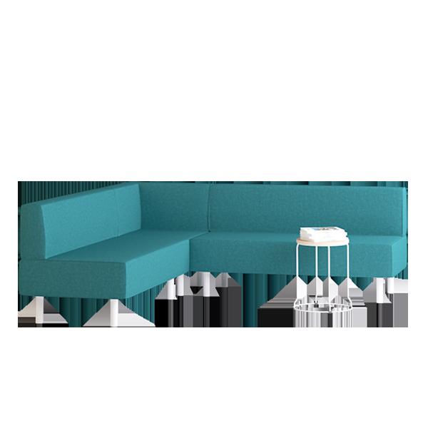 Origami Oru Modular Lounge: Oasis