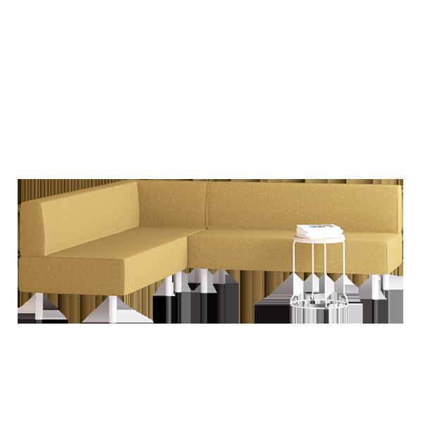 Origami Oru Modular Lounge: Wattle