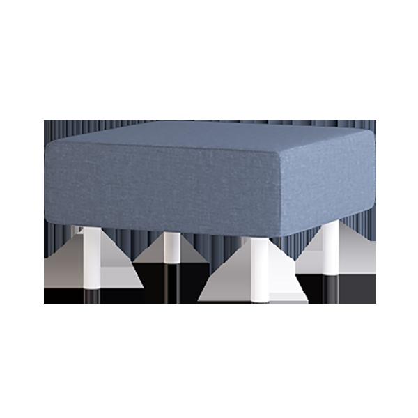 Origami Ottoman Modular Lounge: Abyss