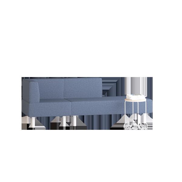 Origami Sumi Modular Lounge: Abyss