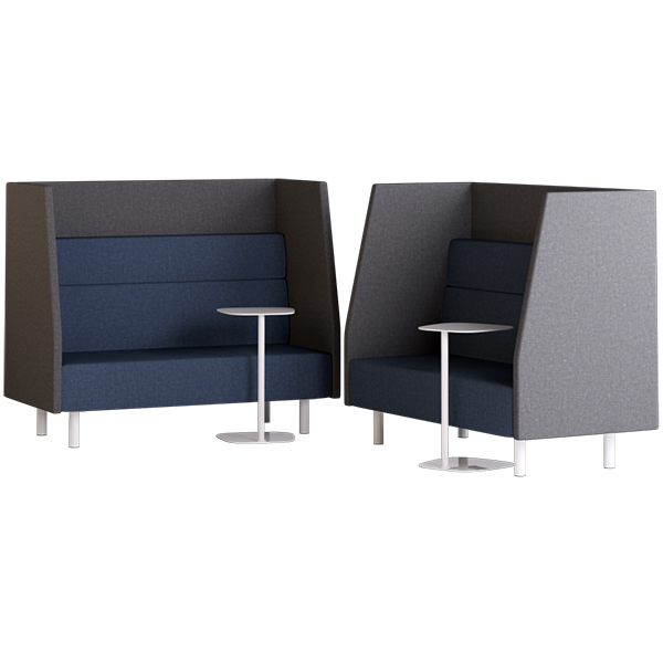 Origami Toku Modular Lounge: Abyss
