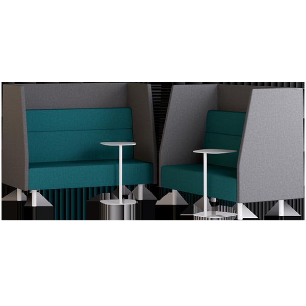 Origami Toku Modular Lounge: Oasis