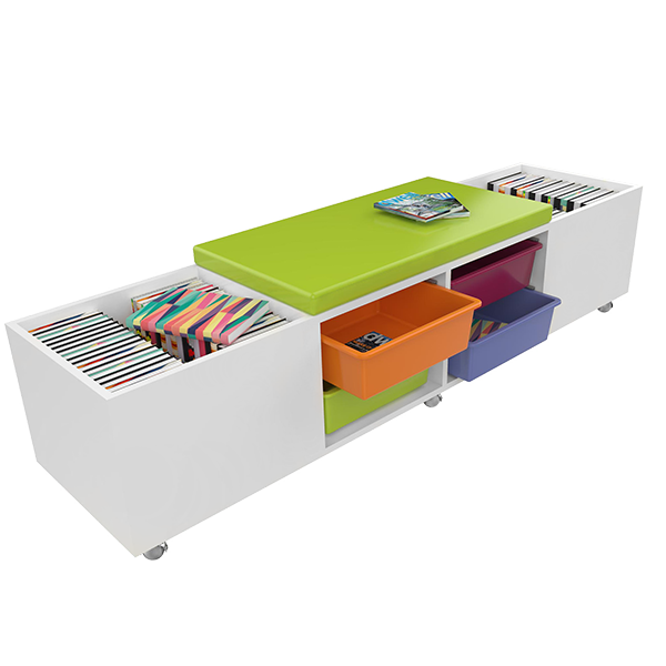 Cubo Reading Bench