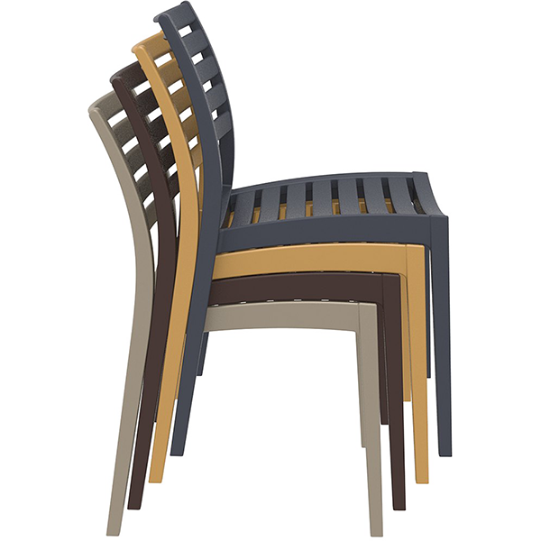 Ares Chair: Stacked