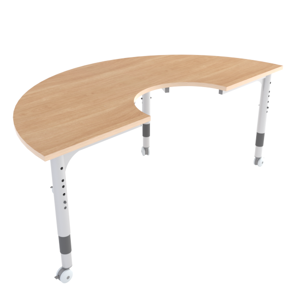Podz Arc Table: H/Adj