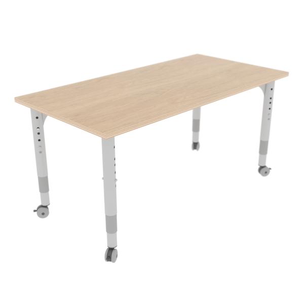 Podz Rectangle Table: H/Adj