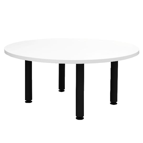 Podz Occasional Table: Black Frame