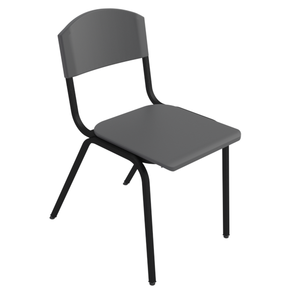 Proform Student Chair: Black