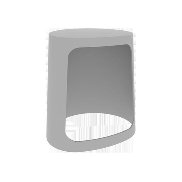 Rebel Stacking Stool: Grey