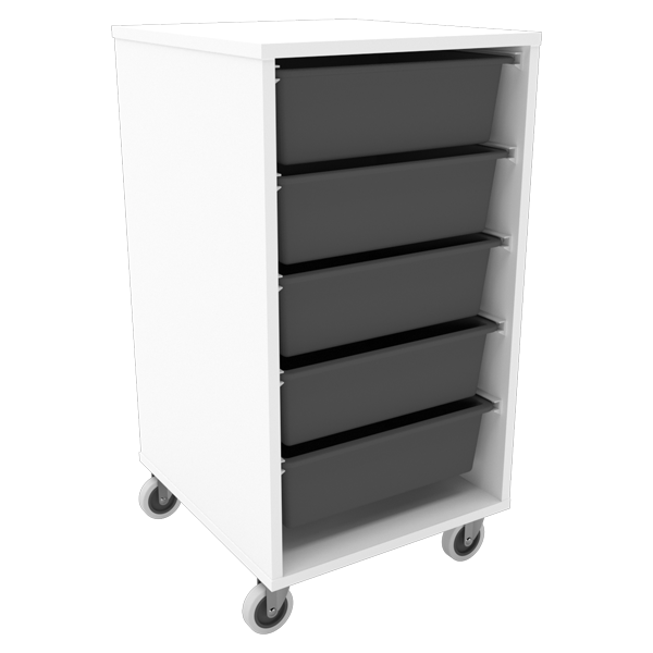 Storewell 5 Tote Trolley