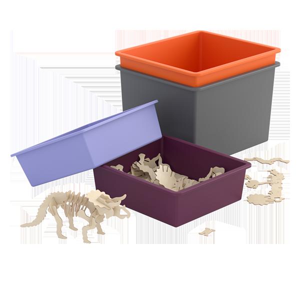 Tote Box: insitu